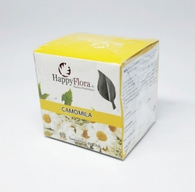CAMOMILLE Infusion 10 sachets
